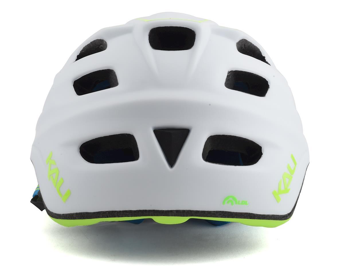 Image 2 for Kali Maya 2.0 Helmet (Matte White/Flourescent Yellow) (L/XL)