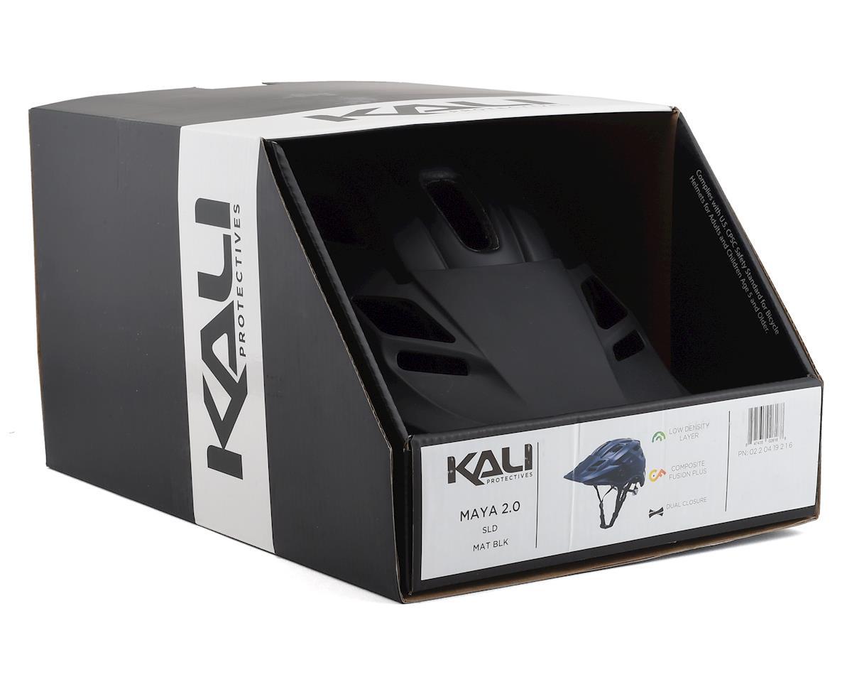 Image 4 for Kali Maya 2.0 Helmet (Matte Black) (S/M)