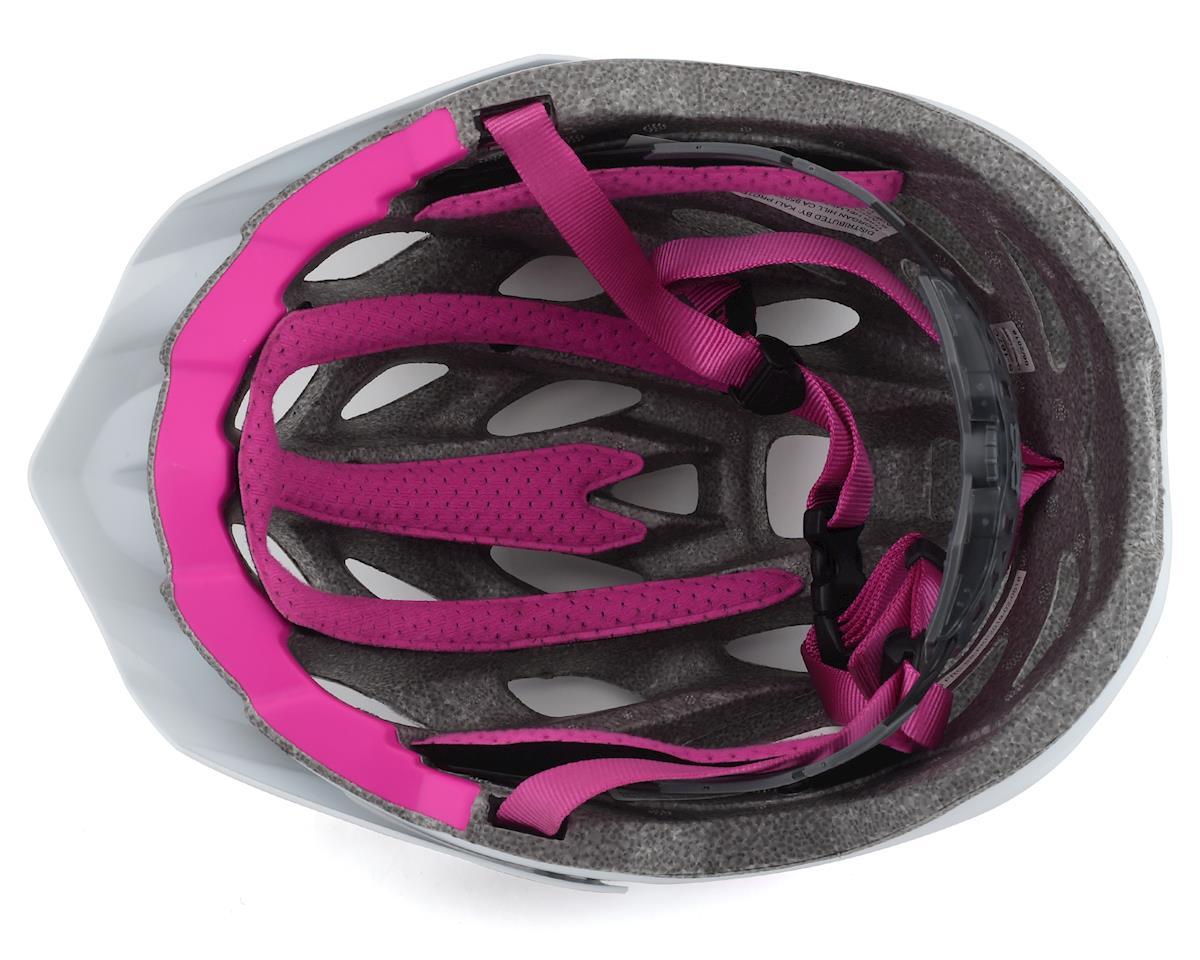 Kali Chakra Plus Reflex Helmet (Matte White/Pink) (S/M)