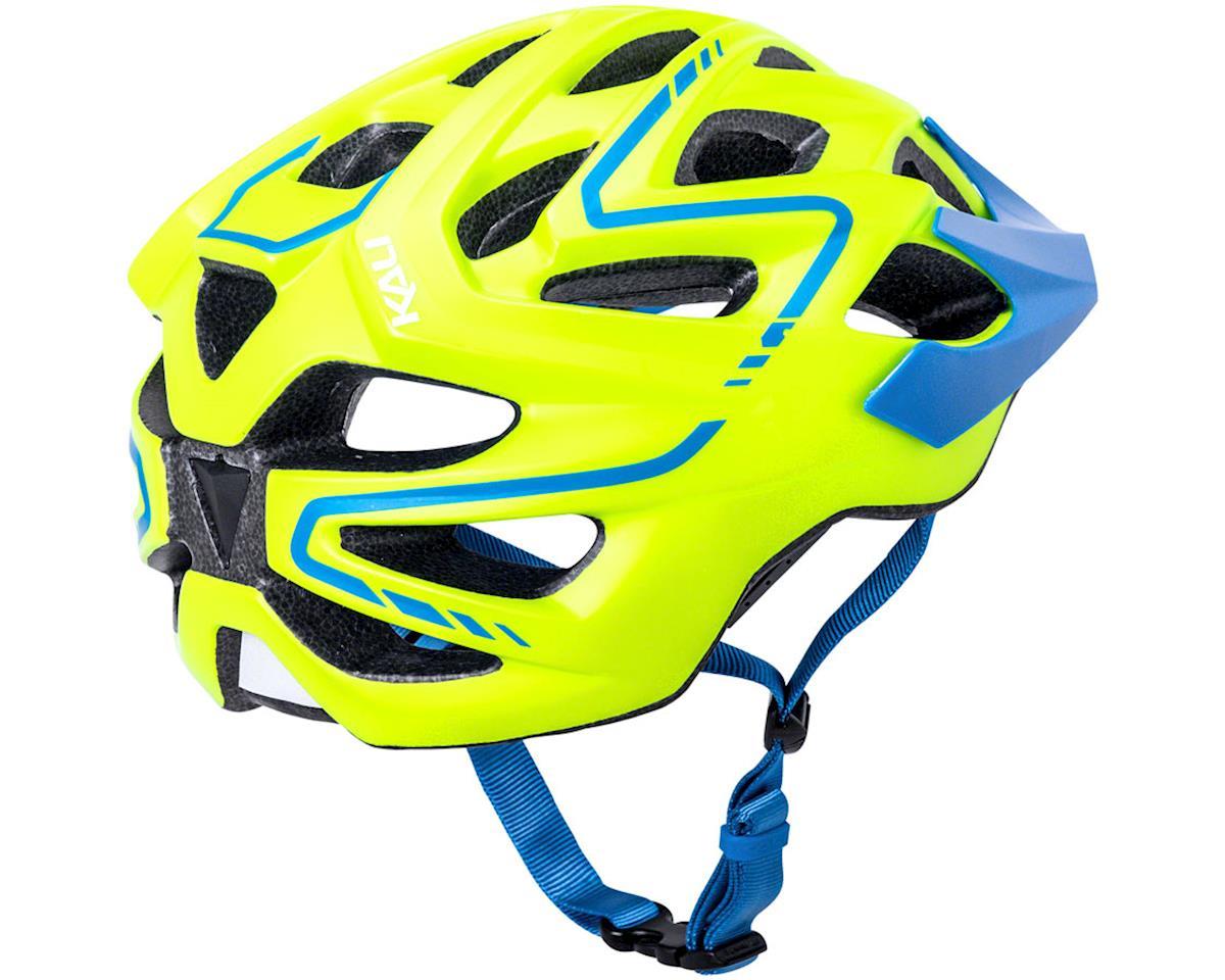Kali Chakra Plus Reflex Helmet (Matte Yellow/Blue) (S/M)