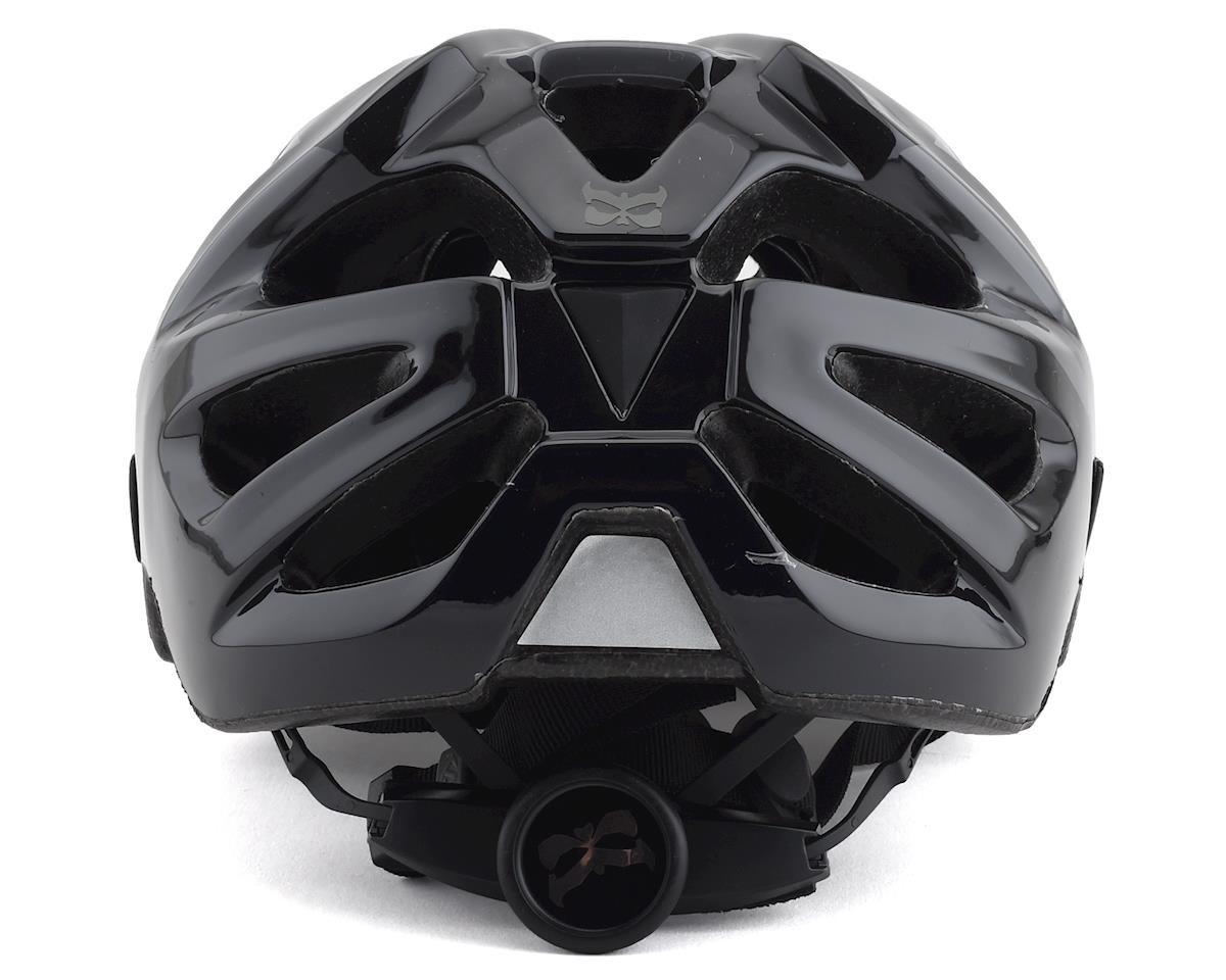 Kali Chakra Youth Snap Helmet (Gloss Black/Gray) (Universal Youth)