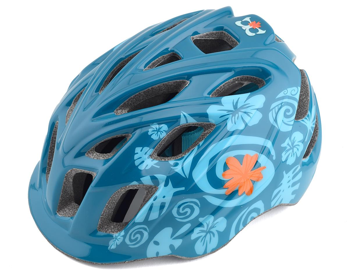 Kali Chakra Child Helmet (Tropical Turquoise) (Universal Youth)