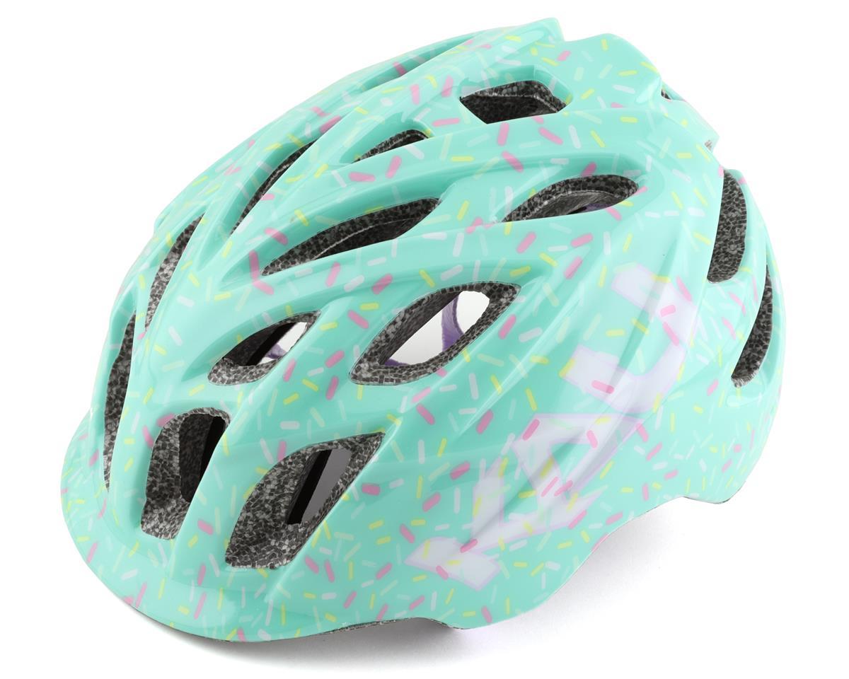 Kali Chakra Child Helmet (Sprinkle Mint) (XS)