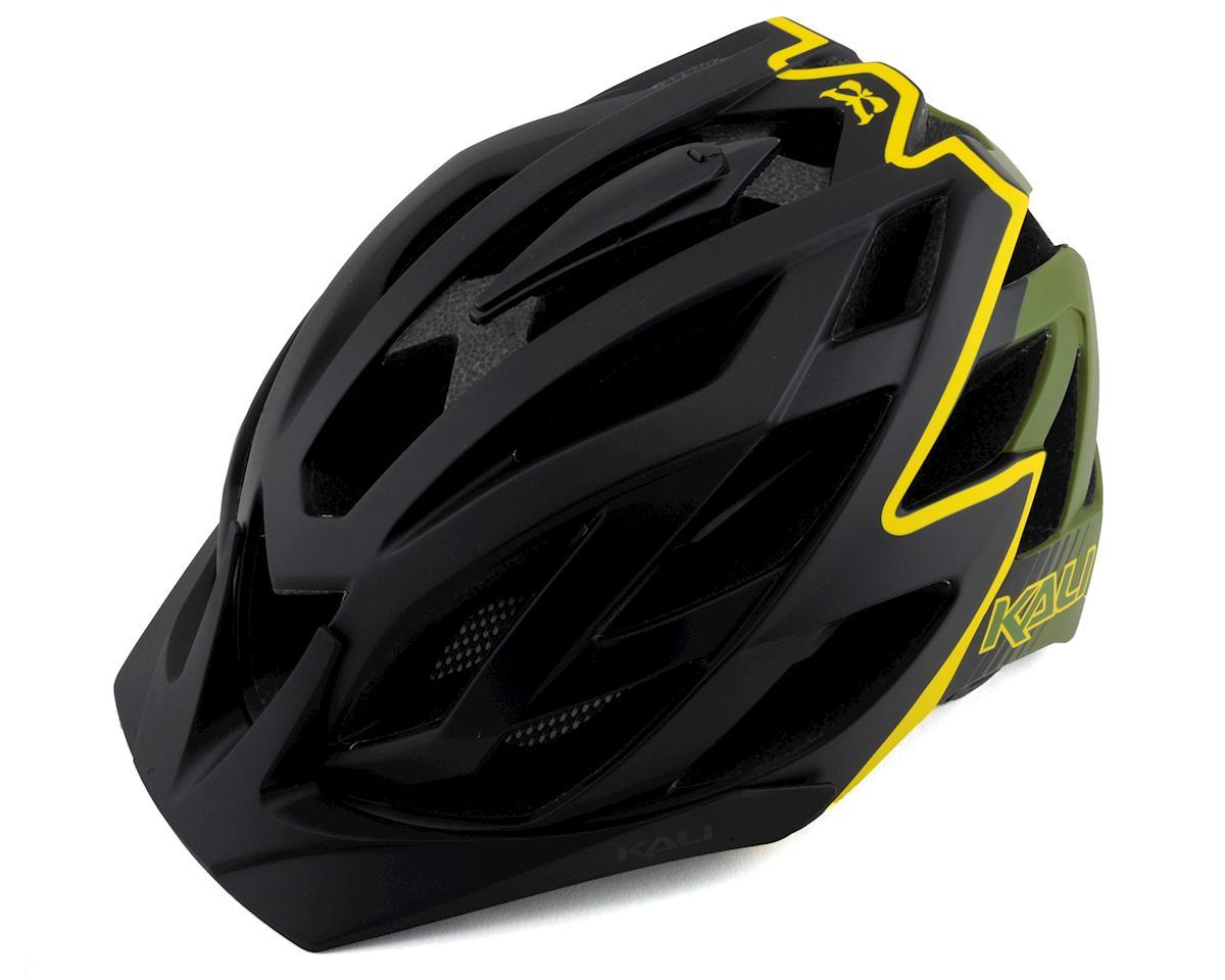 Kali Lunati Helmet (Matte Black/Khaki) (L/XL)
