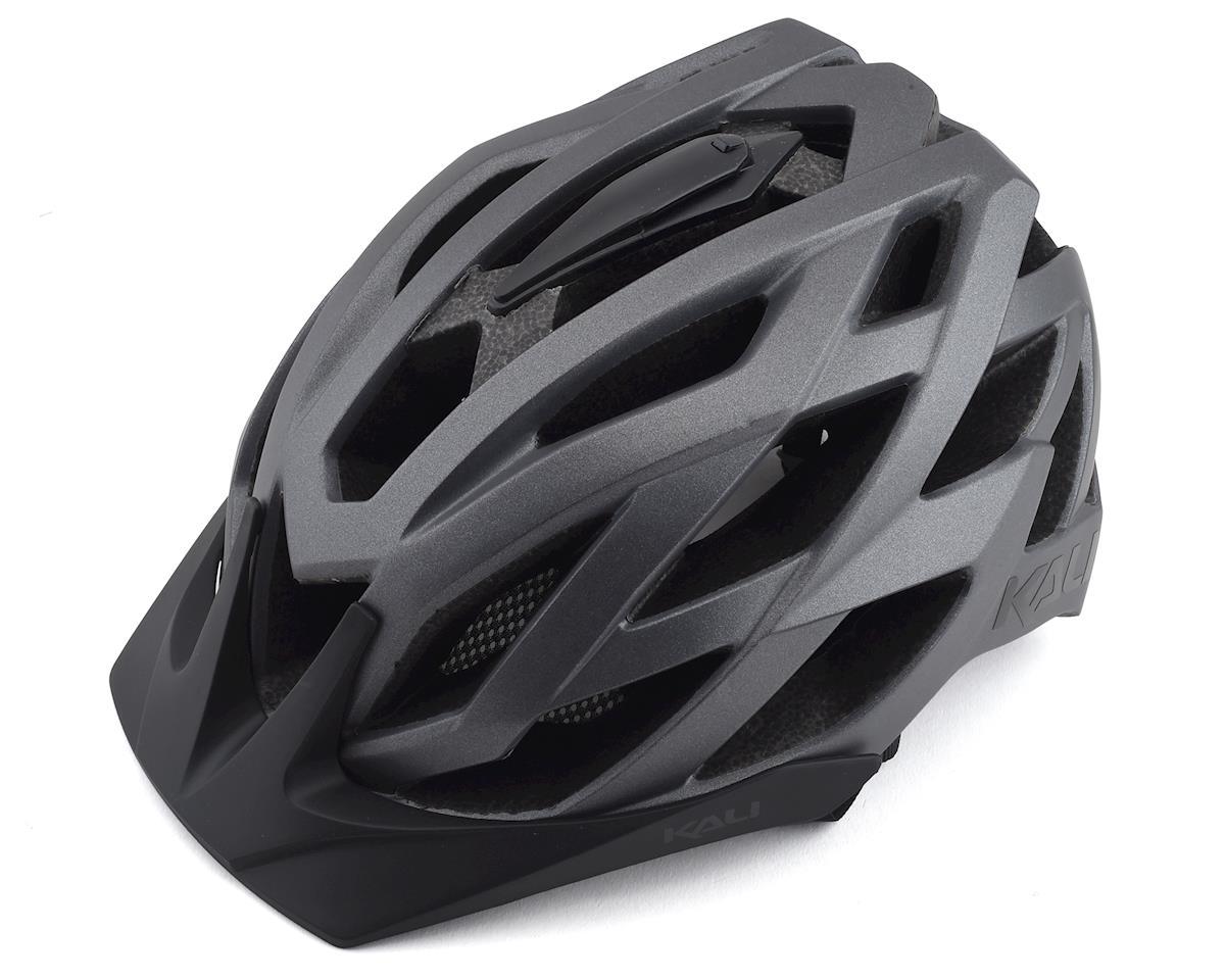 Kali Lunati Helmet (Matte Titanium)