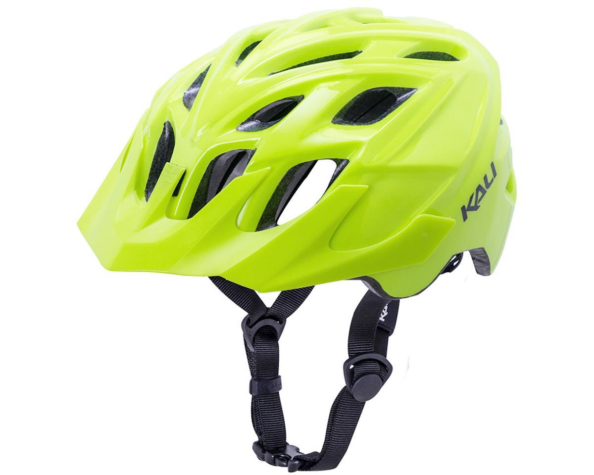 Kali Chakra Solo Helmet (Fluo Yellow) (L/XL)