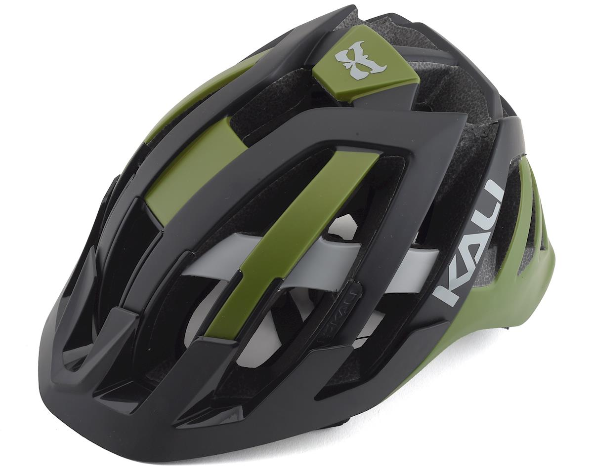 Kali Interceptor Helmet (Black/Khaki)