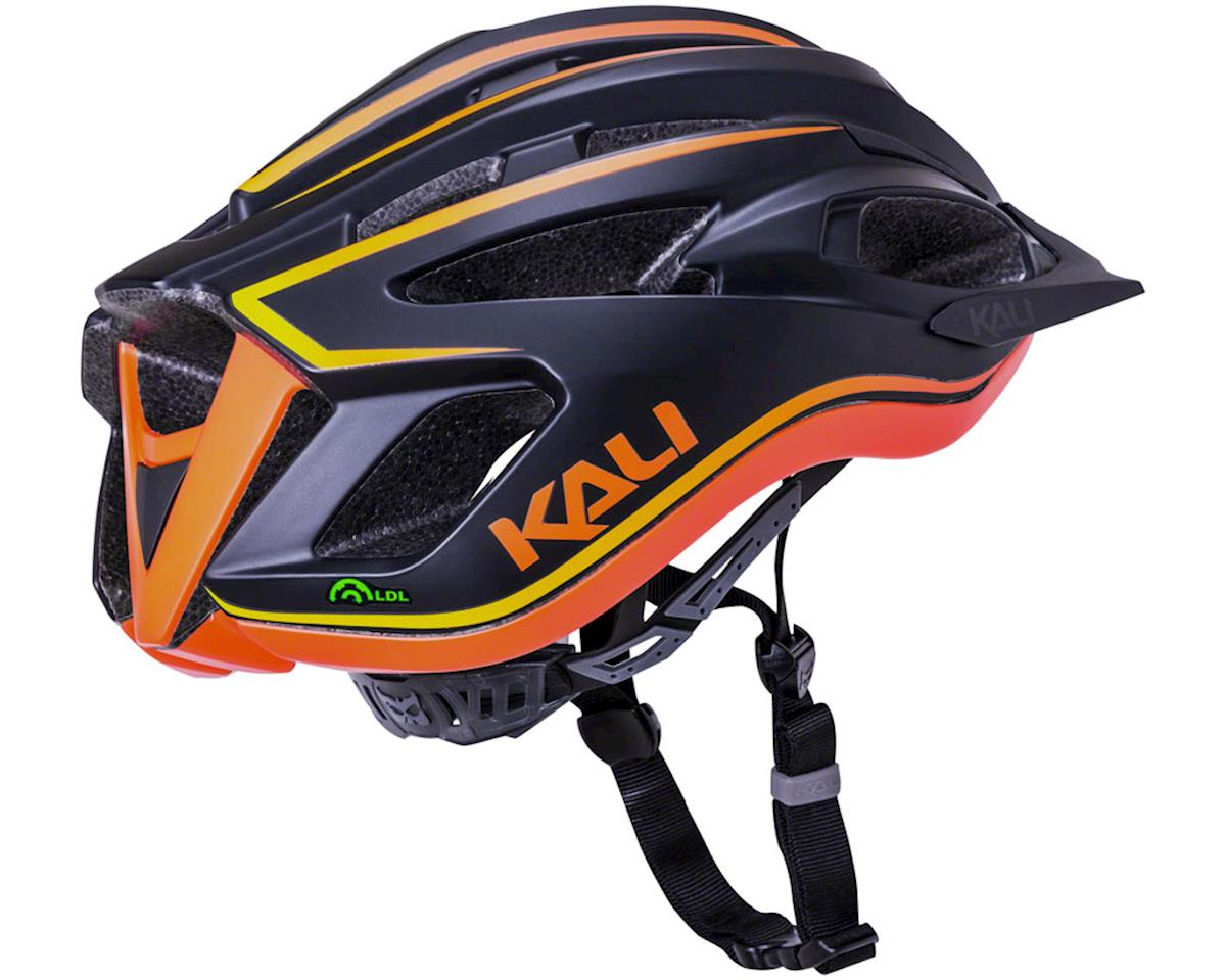 Kali Alchemy Helmet (Matte Orange/Black) (L/XL)