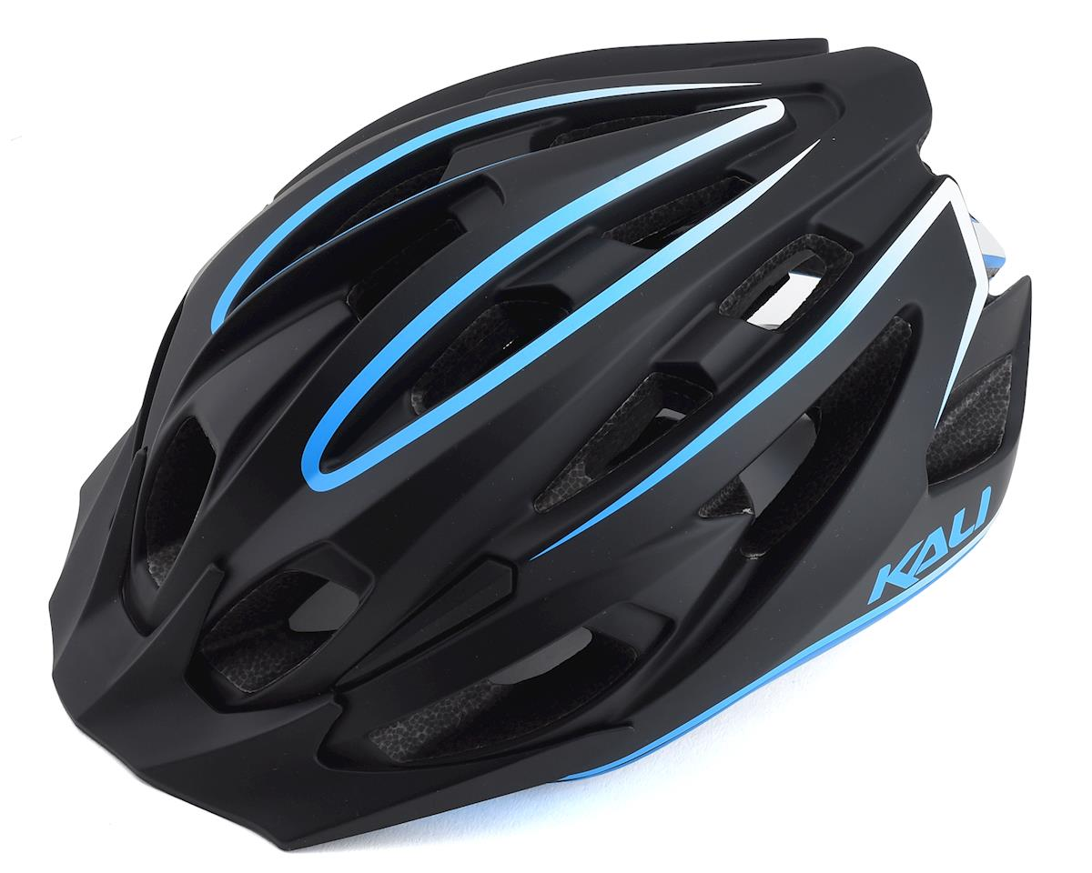 Kali Alchemy Helmet (Matte Black/Blue) (L/XL)