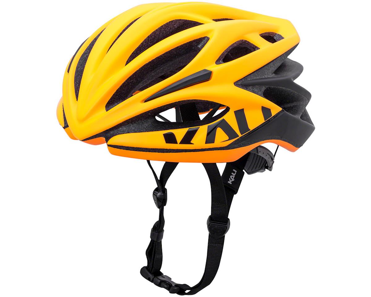 Kali Loka Valor Helmet (Orange/Black)