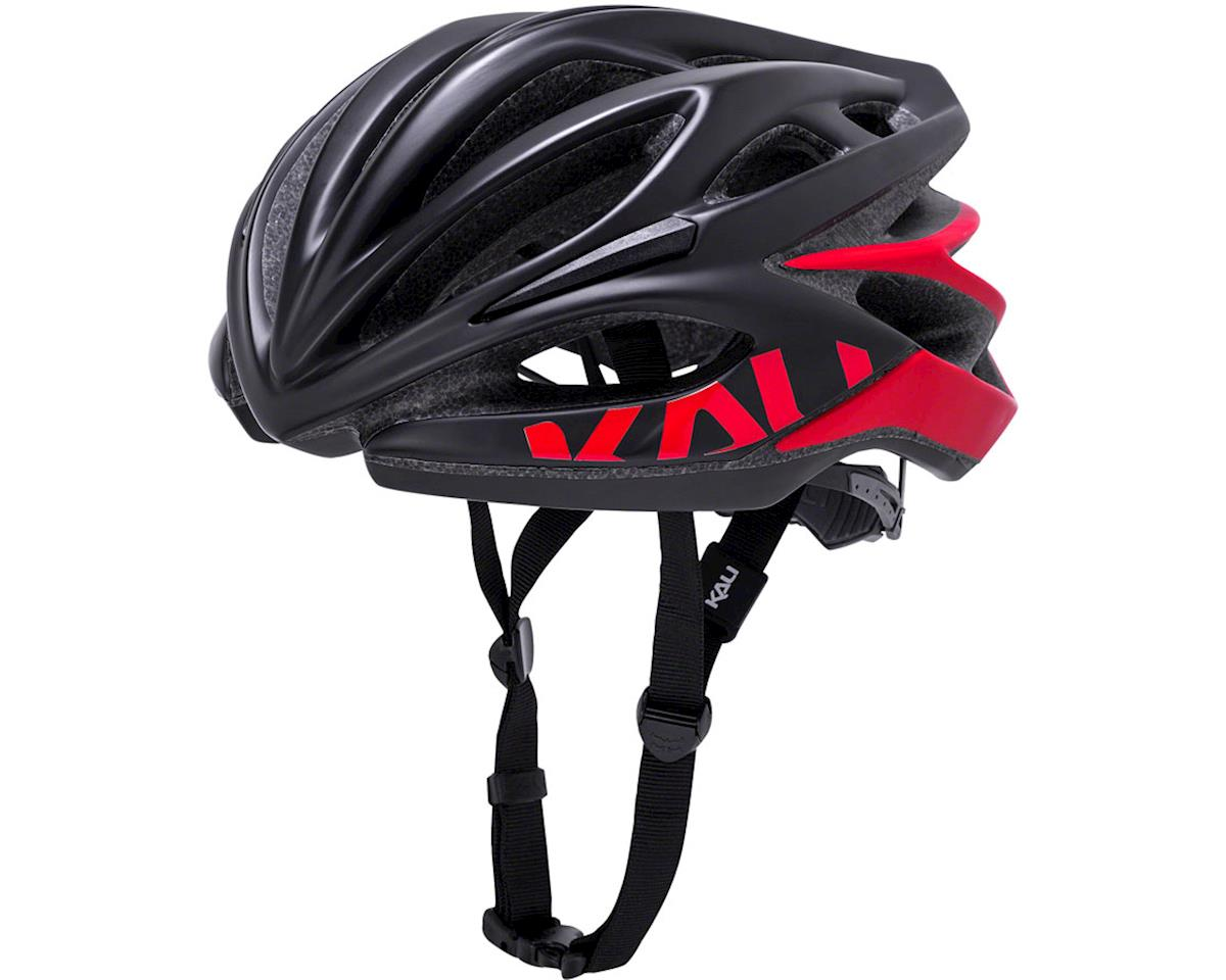 Kali Loka Valor Helmet (Black/Red) (L/XL)