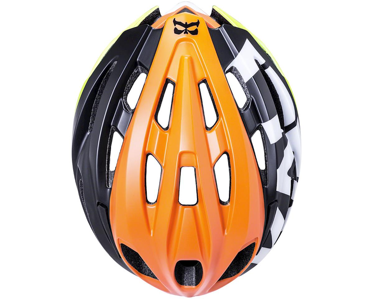 Image 3 for Kali Therapy Helmet (Orange/Yellow) (L/XL)