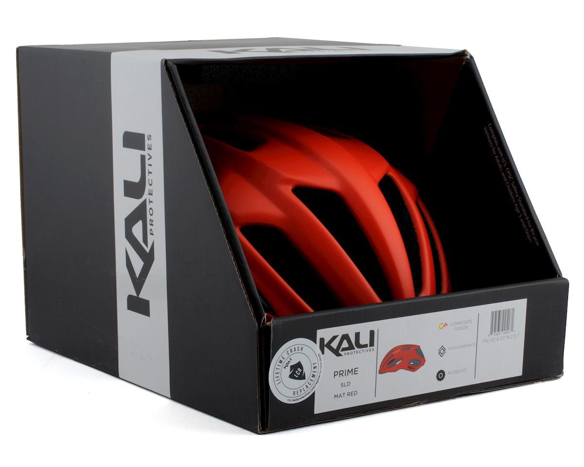 Kali Prime Helmet (Matte Red) (S/M)