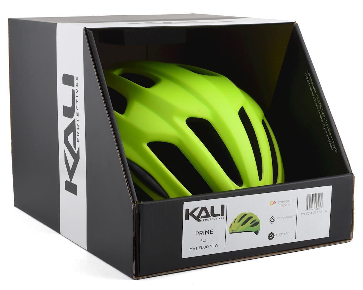 Kali Prime Helmet (Flourescent Yellow) (L/XL)