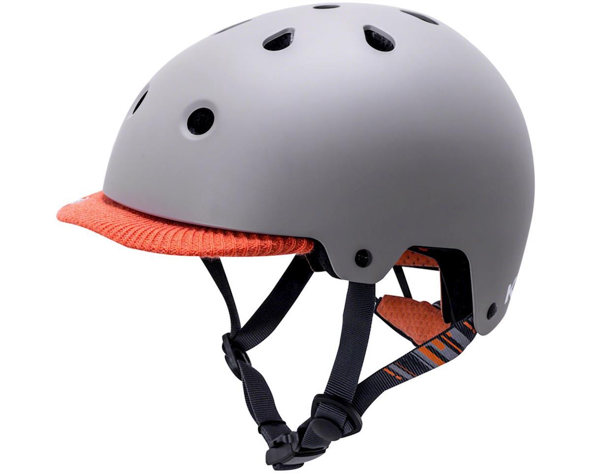 Image 1 for Kali Saha Helmet (Spell Matte Grey) (S/M)