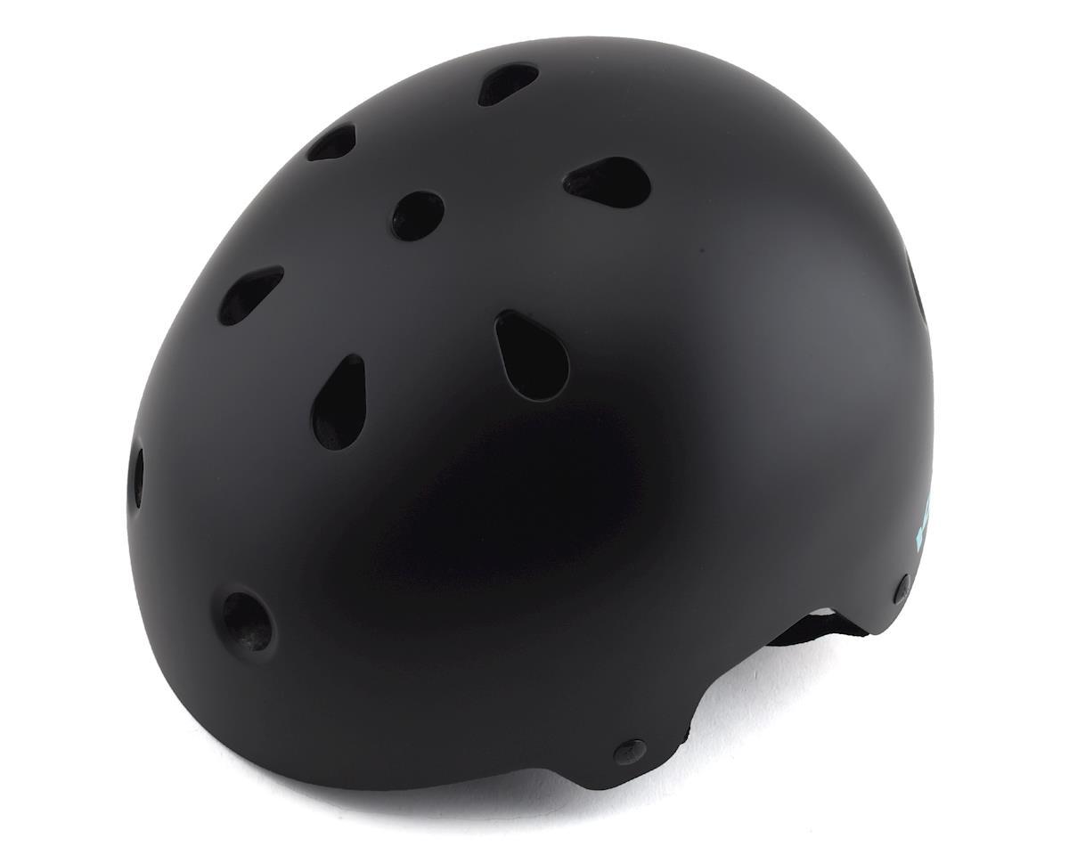 Kali Saha Helmet (Vibe Matte Black/Blue) (L/XL)