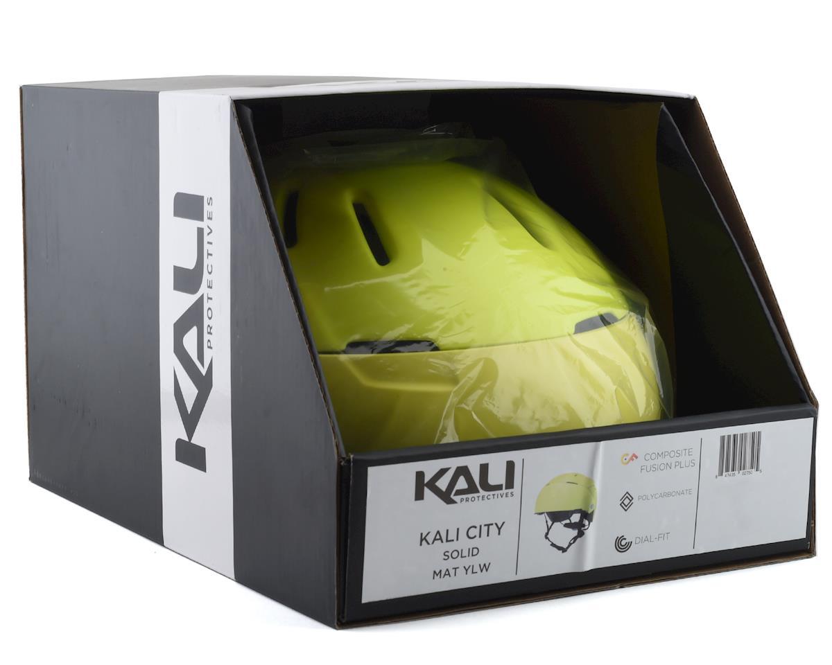 Kali City (Solid Matte Yellow) (L/XL)