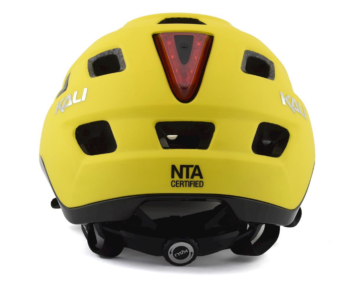 Image 2 for Kali Traffic Helmet (Solid Matte Yellow) (L/XL)