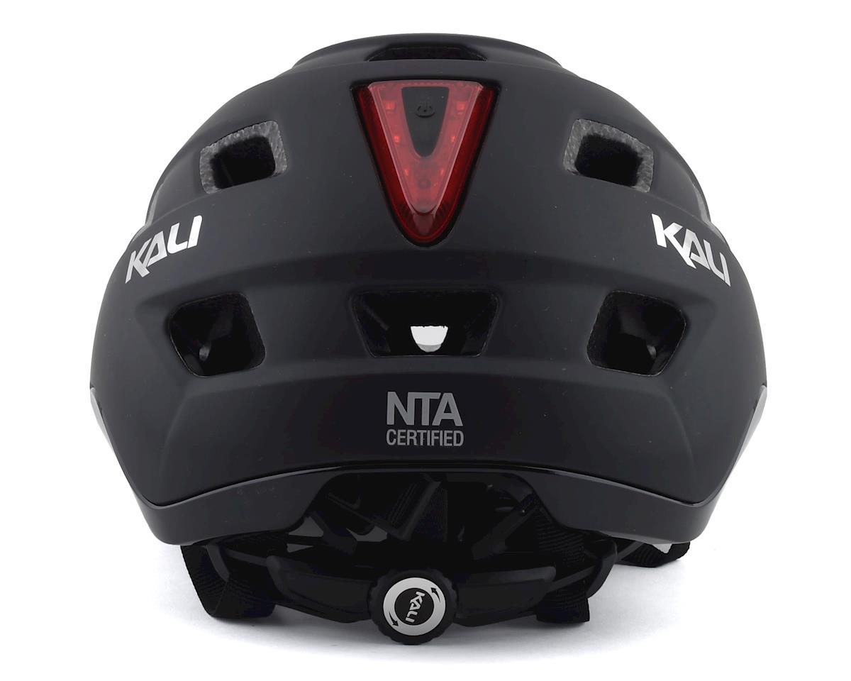 Image 2 for Kali Traffic Helmet (Solid Matte Black) (L/XL)