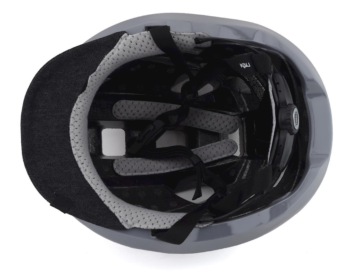 Image 3 for Kali Traffic Helmet (Solid Matte Grey) (S/M)