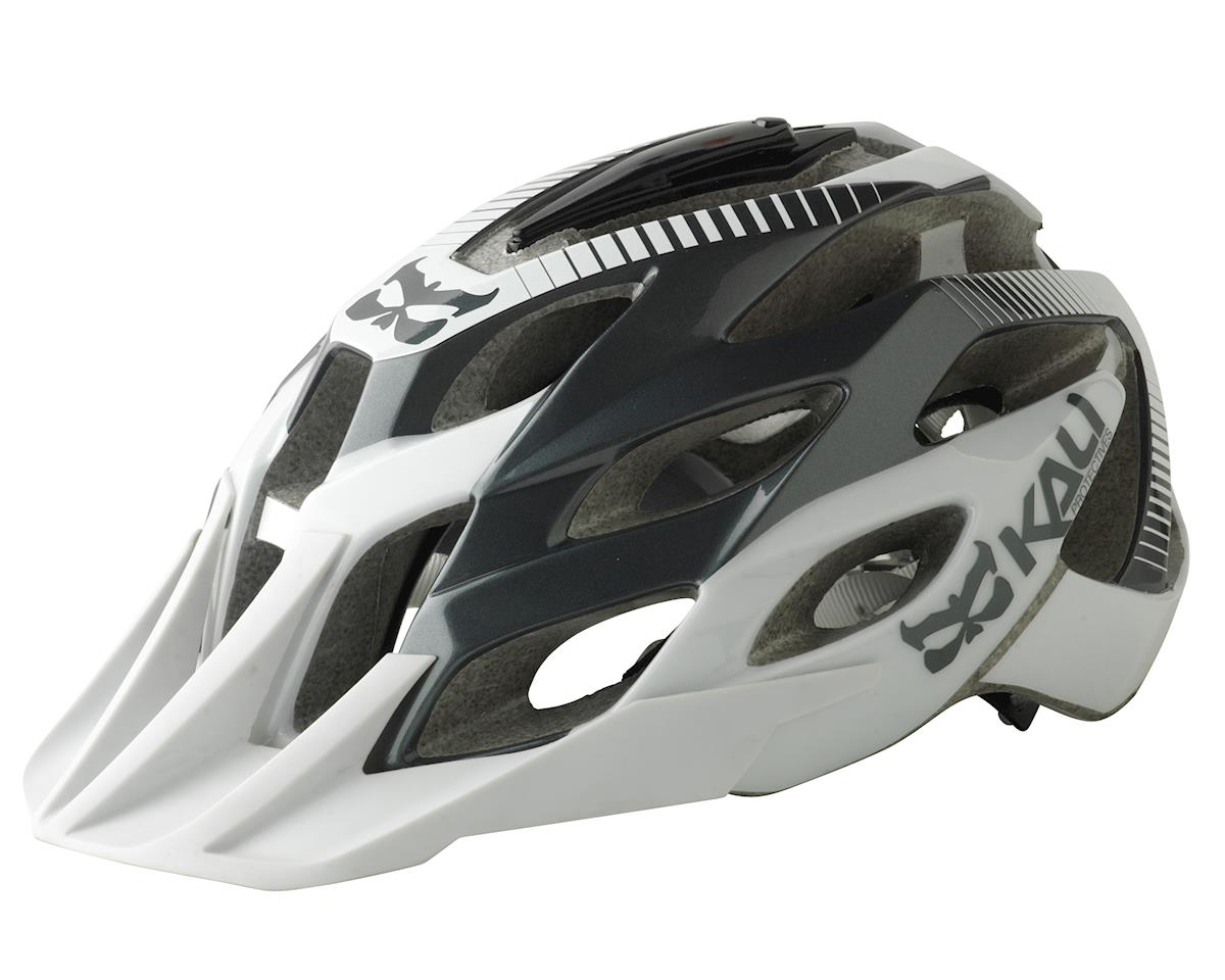 Kali Amara Helmet w/Cam Mount (Trail White)