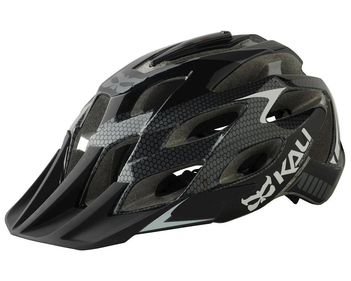 Kali Amara Helmet w/Cam Mount (Cobra Black) (M/L)