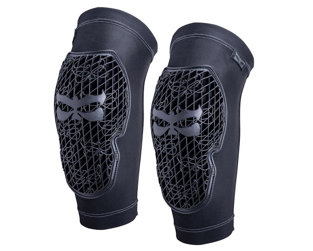 Kali Strike Elbow Guard (Black/Grey) (L)