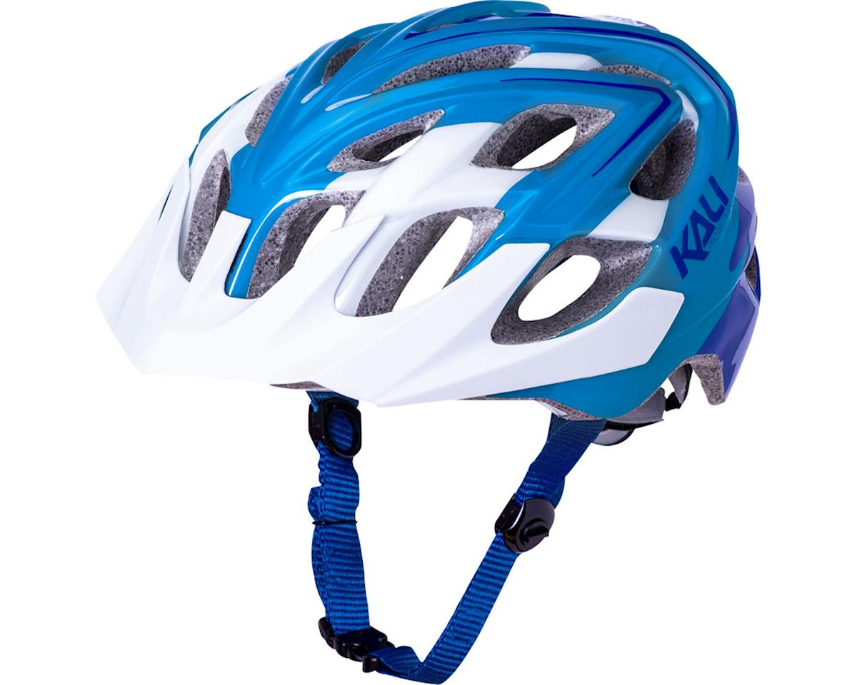 Protectives Chakra Plus Helmet (Sonic White/Blue)