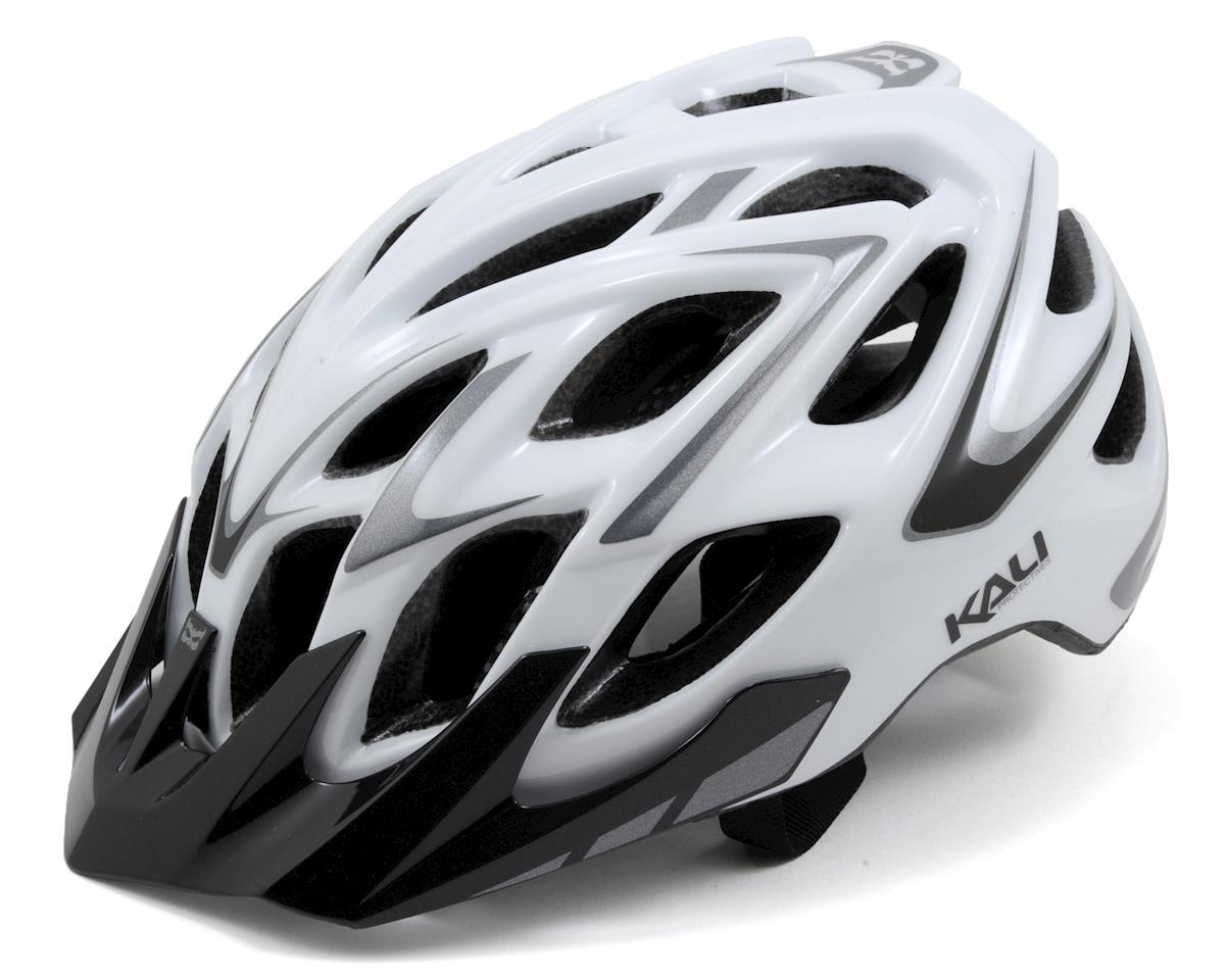 Kali Chakra PLUS Wisdom Helmet (White)