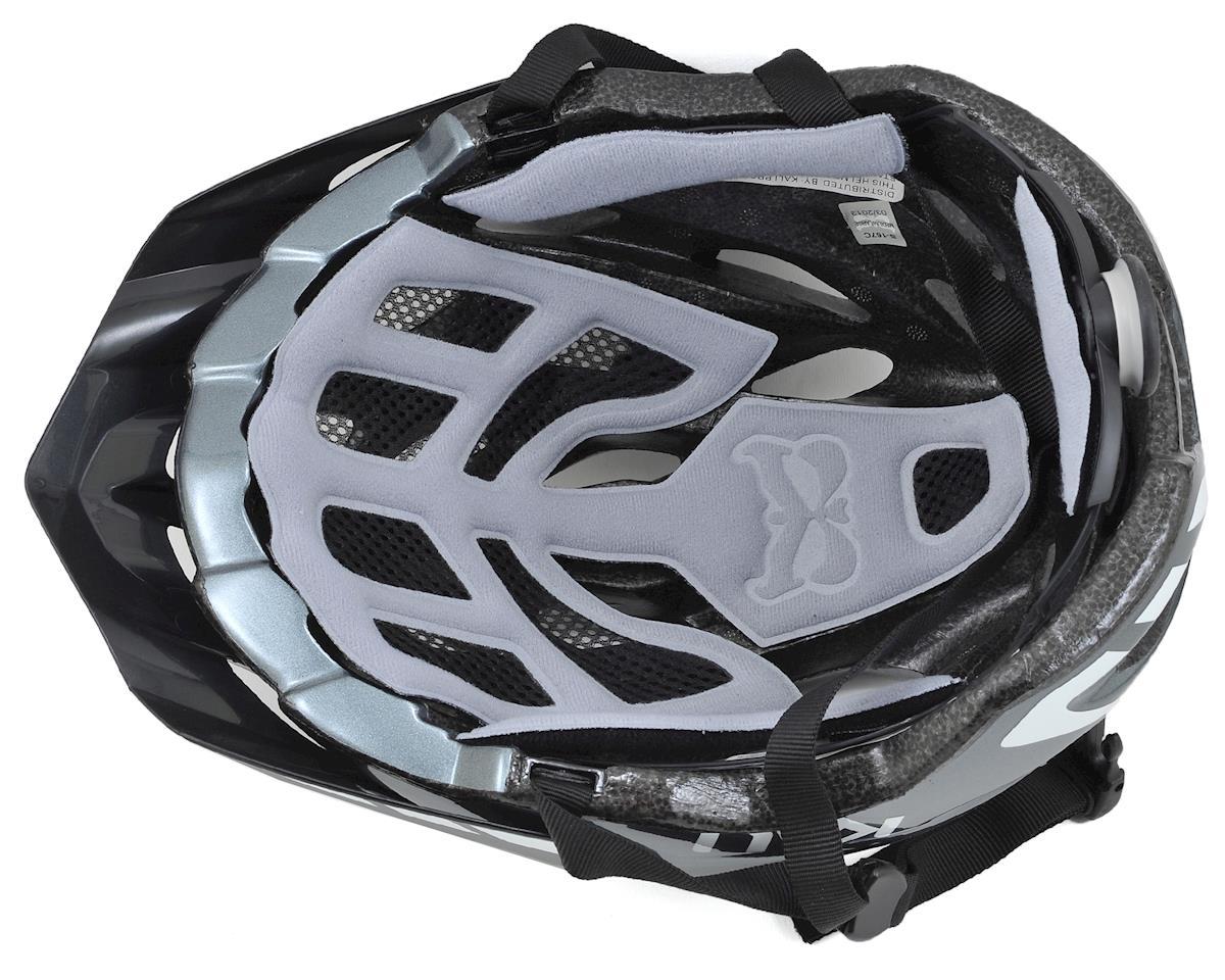 Kali Chakra PLUS Wisdom Helmet (Gray/White)