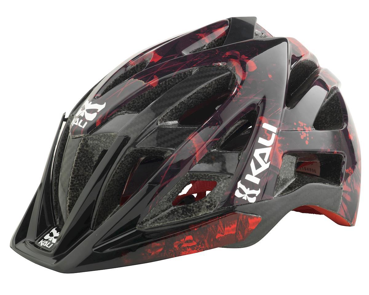 Kali Avana Helmet (Grunge Red)