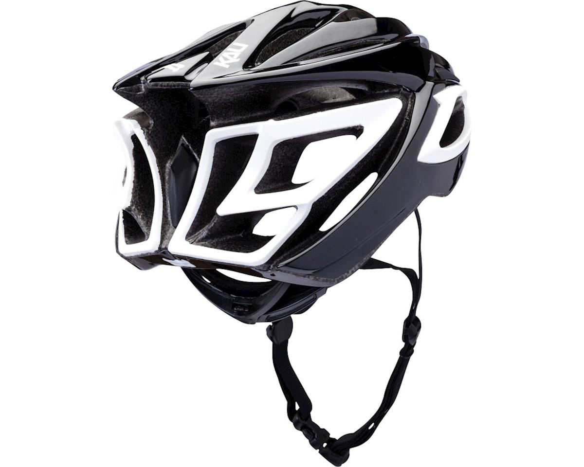 Kali Phenom Helmet: Vanilla Black MD/LG (S/M)