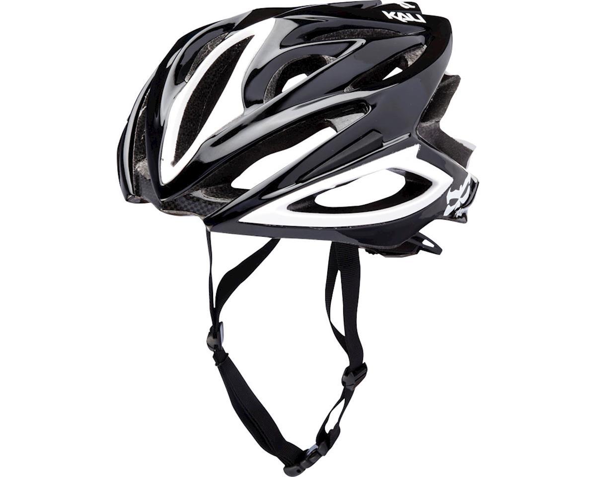 Kali Phenom Helmet: Vanilla Black MD/LG (M/L)