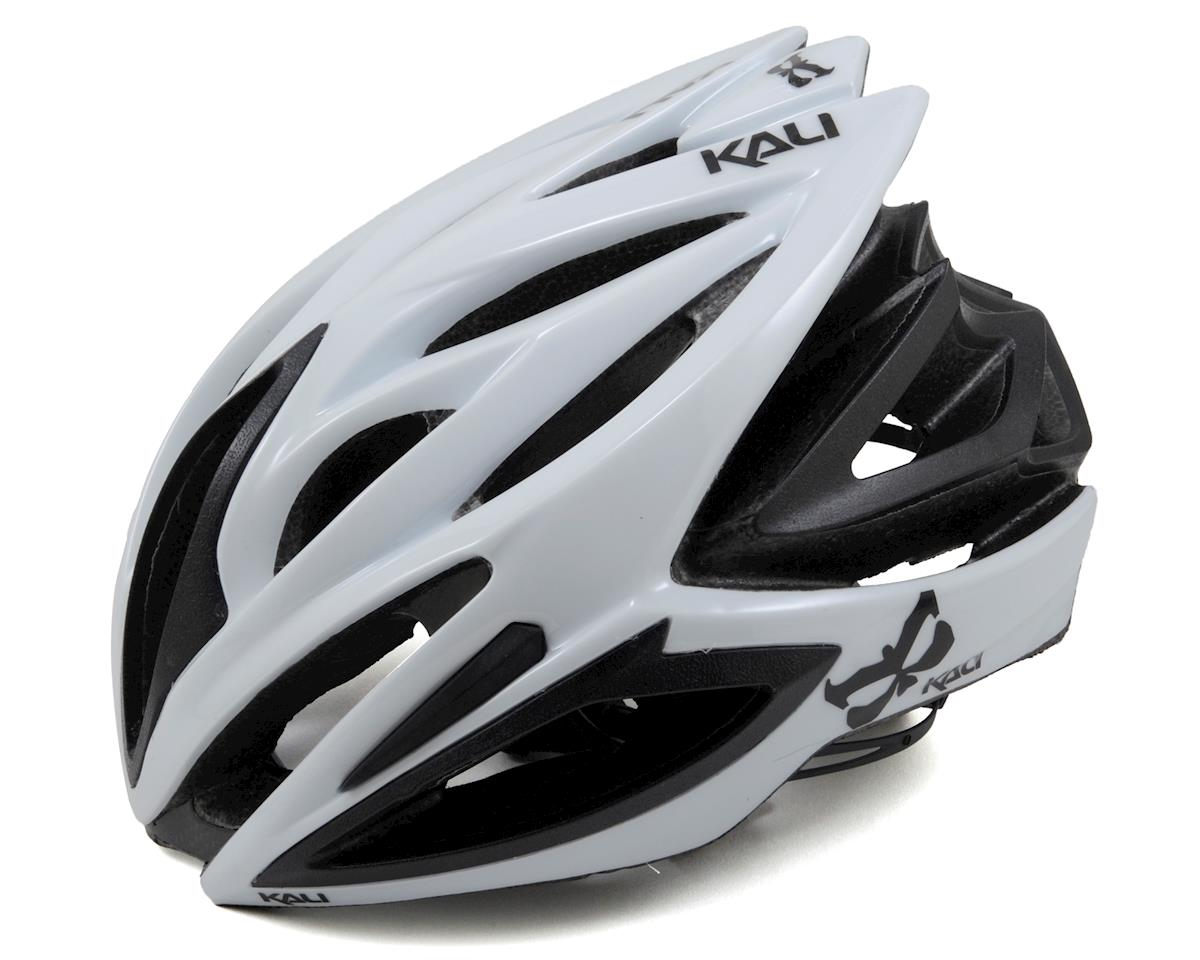 Kali Protectives Phenom Helmet: Vanilla White SM/MD (M/L)