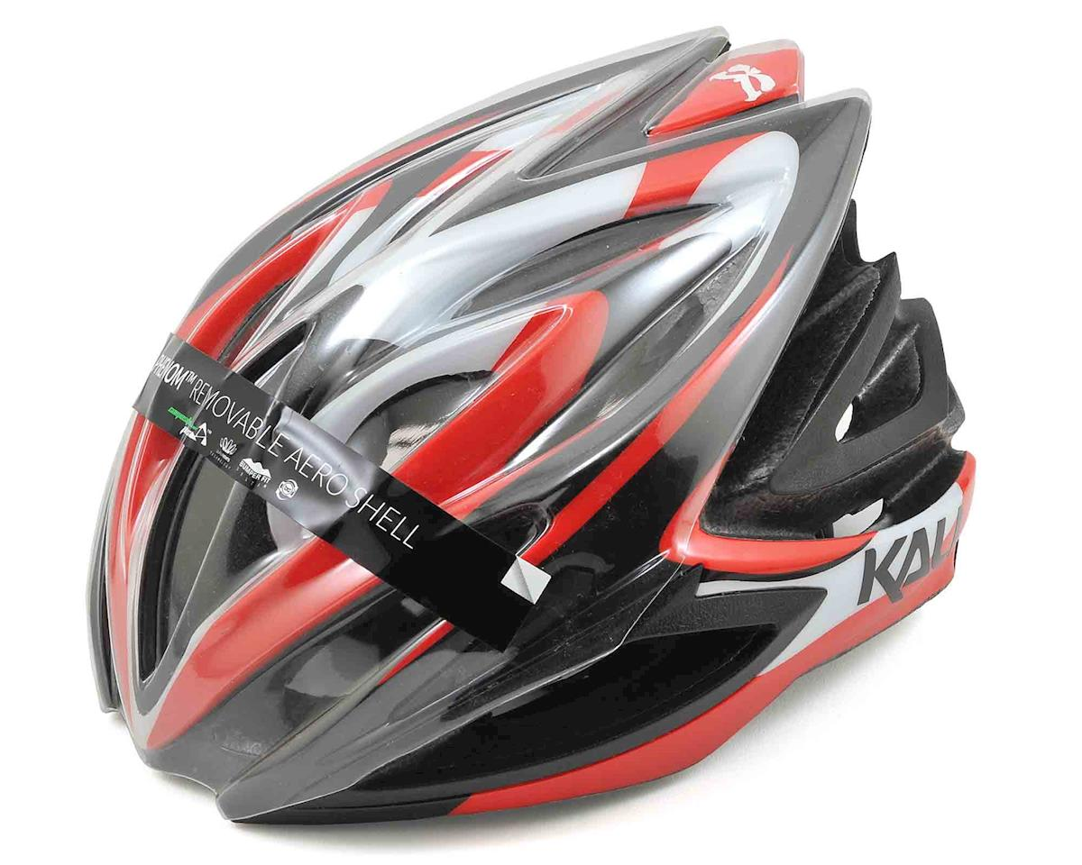 Kali Phenom Orbit w/ Removable Aero Shell (Red/Black)