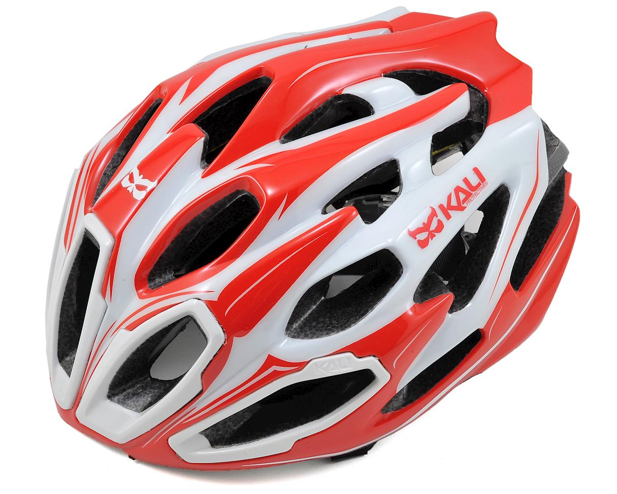 Kali Maraka Road Helmet (Red/White) (S/M)