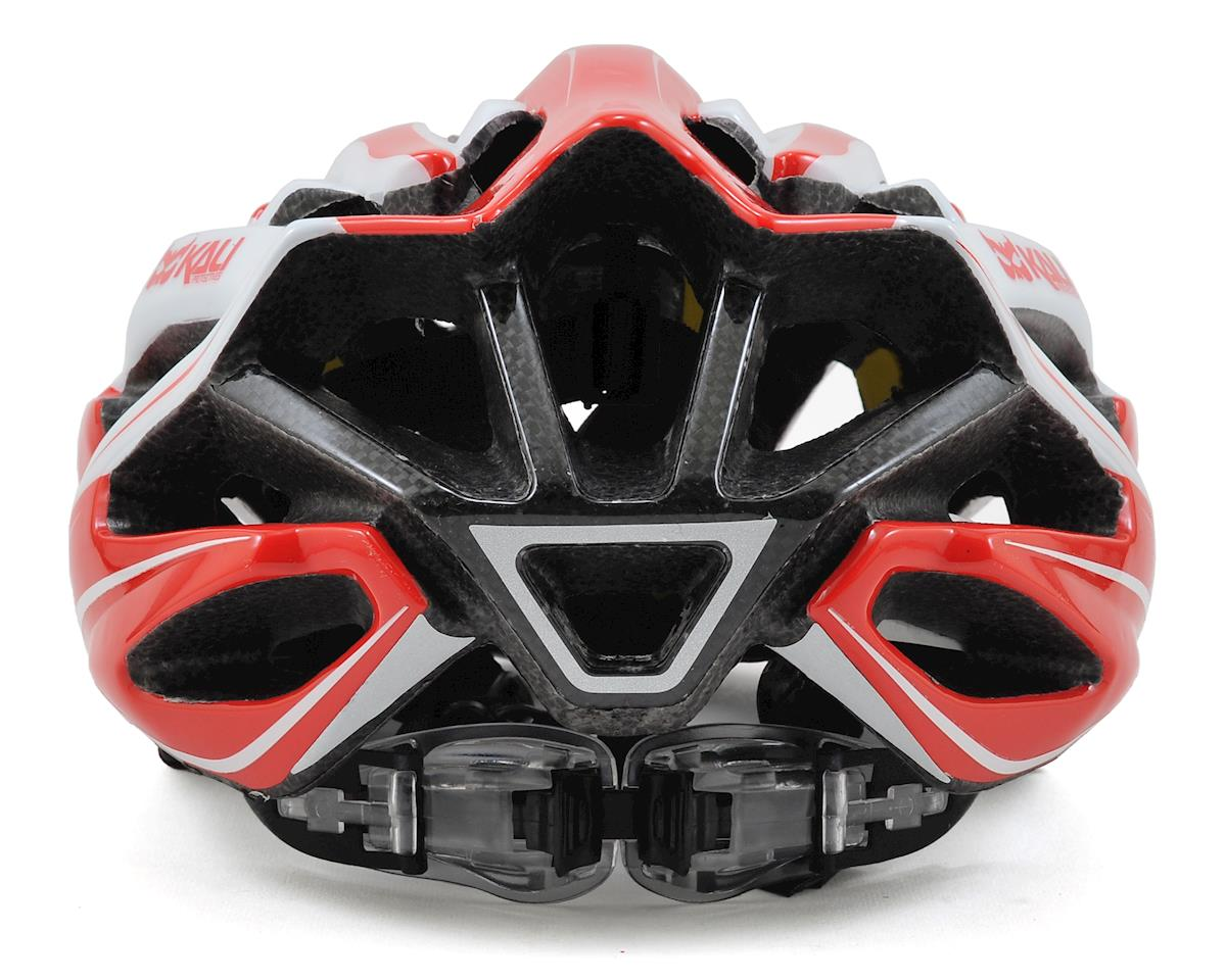 Kali Maraka Road Helmet (Red/White) (M/L)