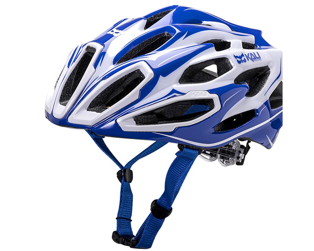 Kali Maraka Zone Road Helmet (Blue/White)