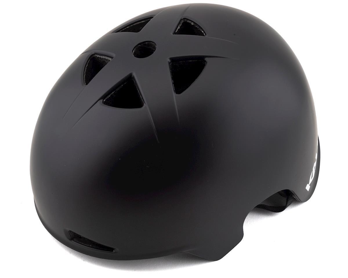 Kali Viva Helmet (Solid Black)