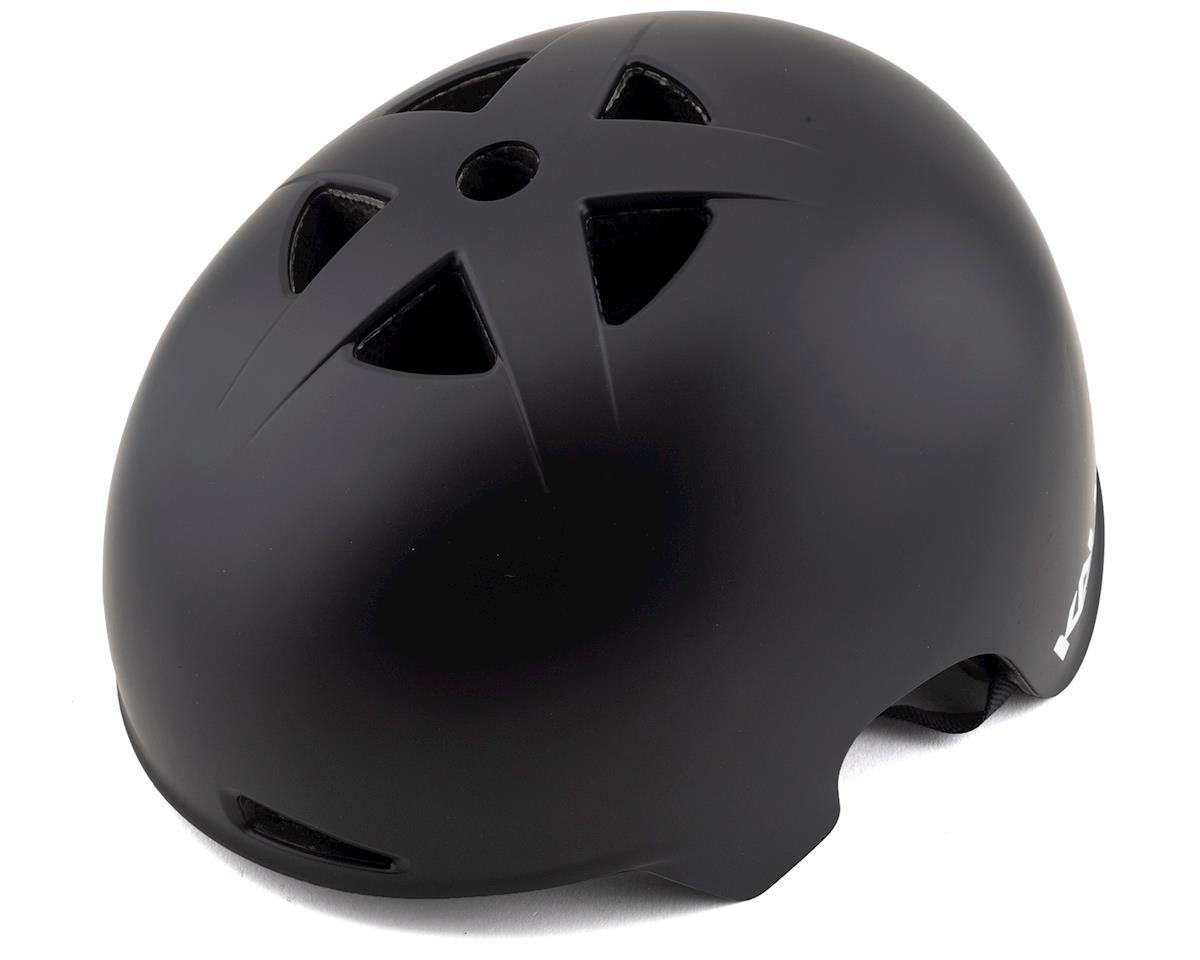 Kali Protectives Viva Helmet: Solid Green LG