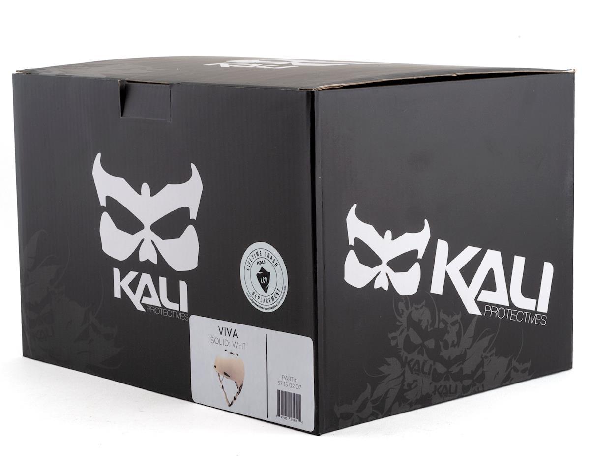 Image 4 for Kali Viva Helmet (Solid White) (L)
