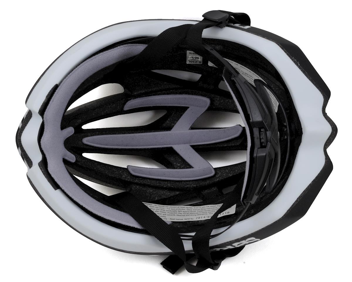 Kali Loka Road Helmet (Crystal Black/White) (M/L)