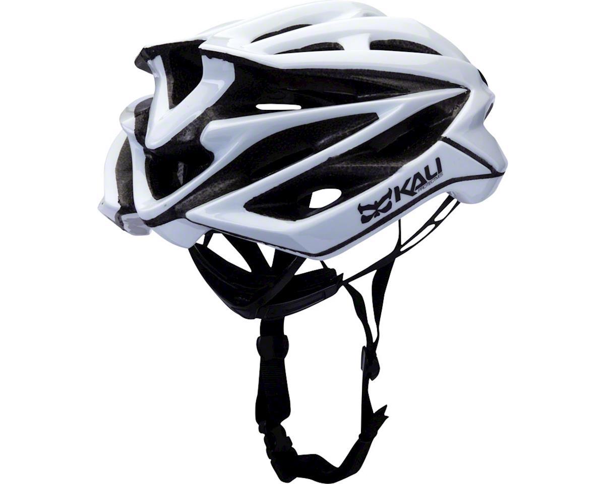 Kali Loka Helmet (Solid White) (S/M)