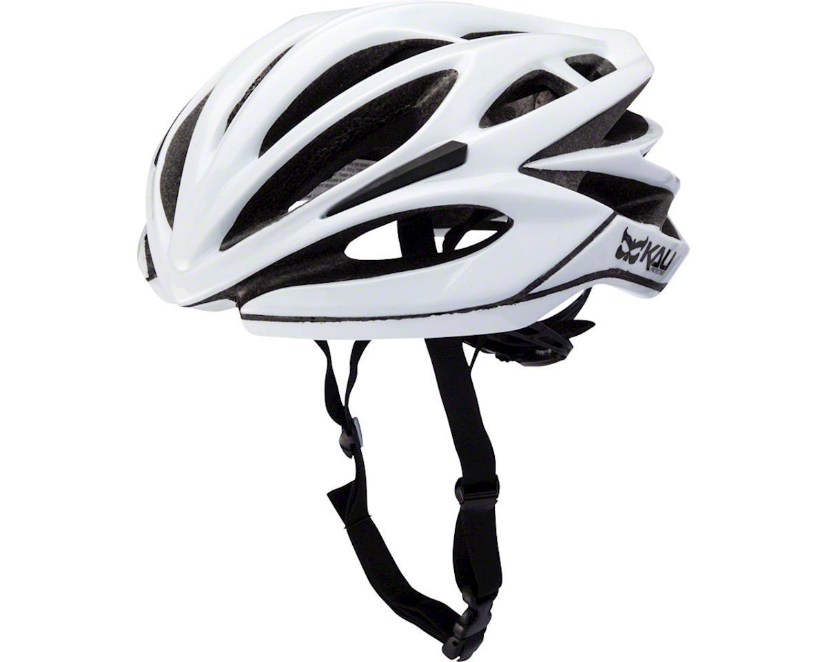 Kali Loka Helmet (Solid White) (M/L)