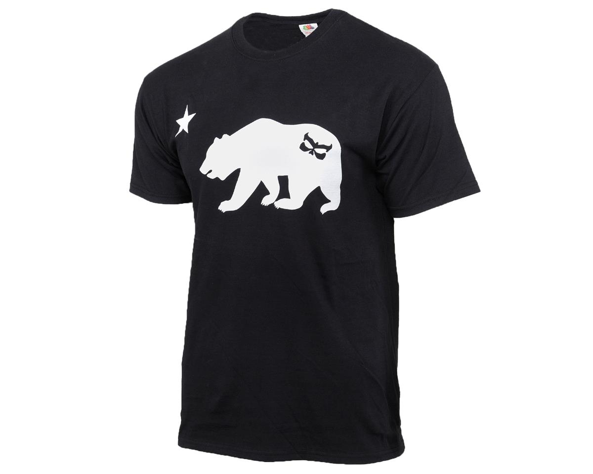Kali Bear T Shirt (Black/White)