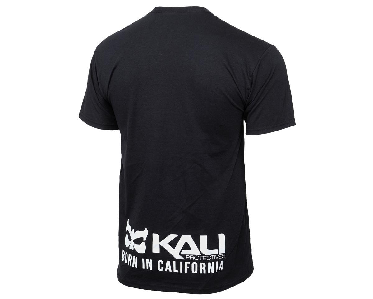 Kali Bear T Shirt (Black/White) (XL)