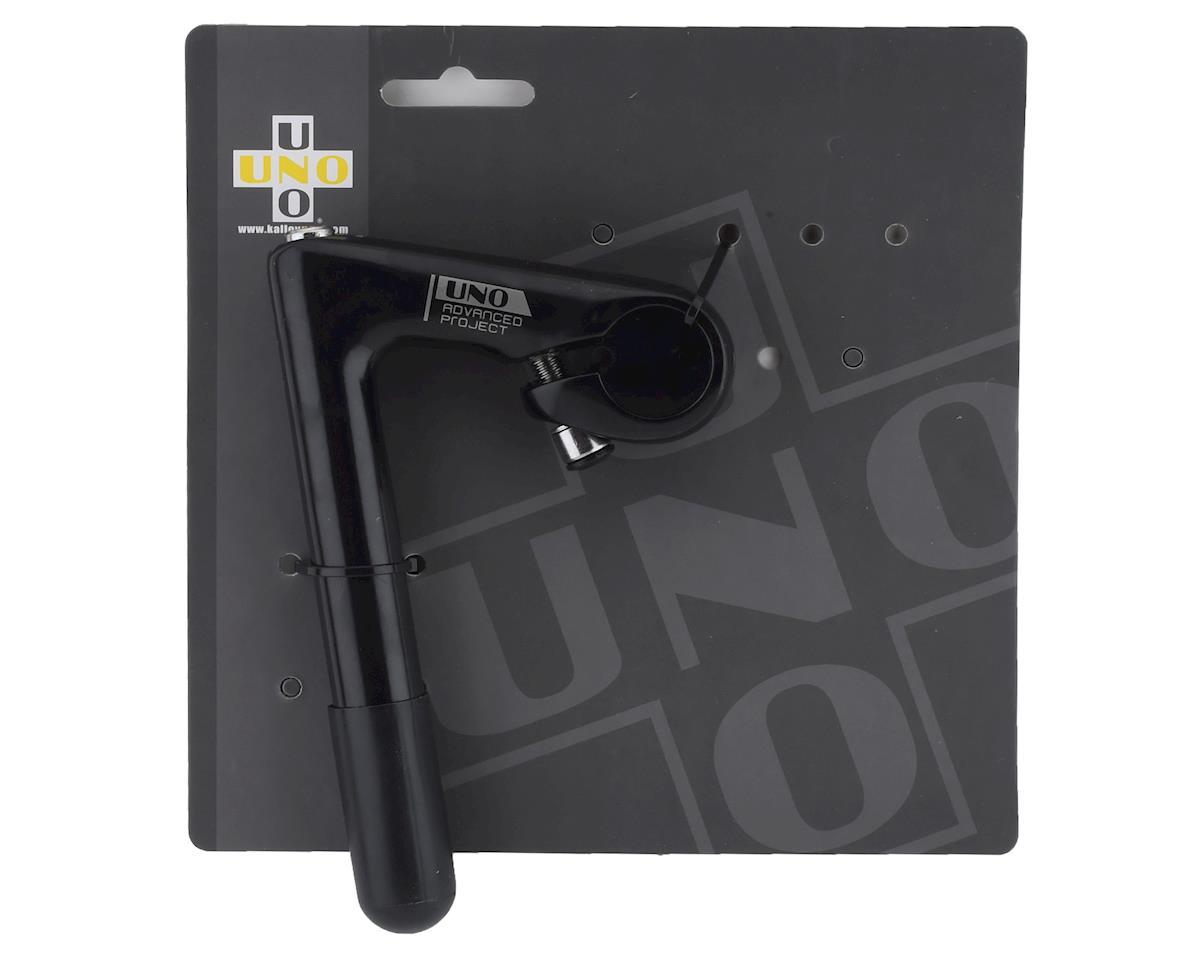 Kalloy Road Qquill Stem (Black) (25.4mm Clamp) (80mm)
