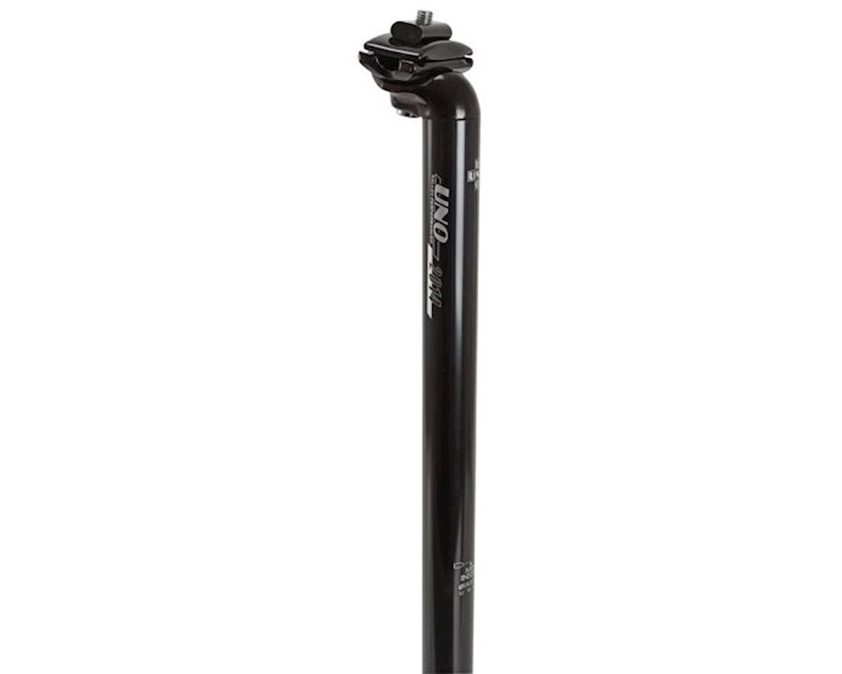 SP-267 UNO seatpost, 30.9 x 350mm - black