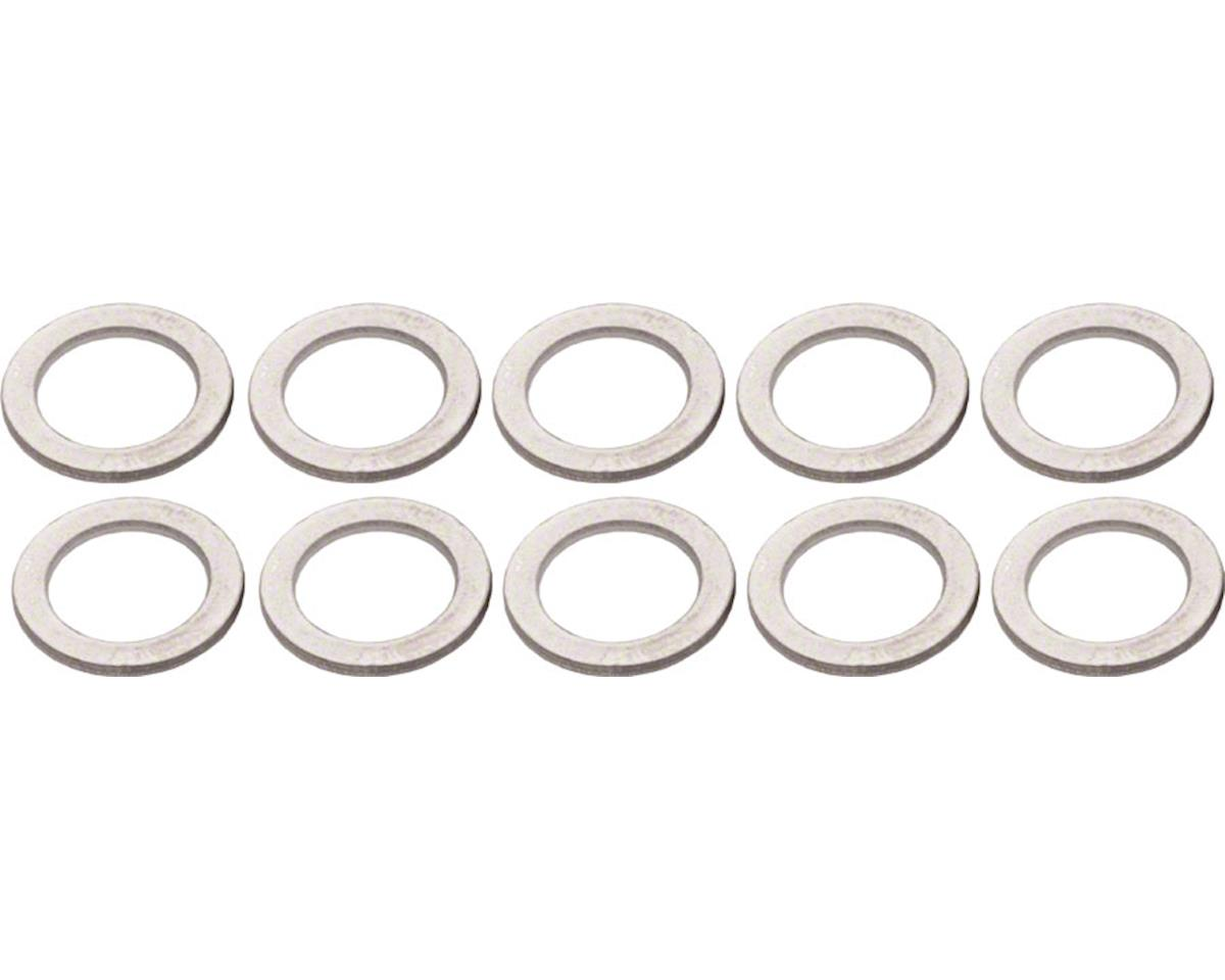 Kalloy 1mm Washers for Seat Binders 8mm ID, Bag of 10