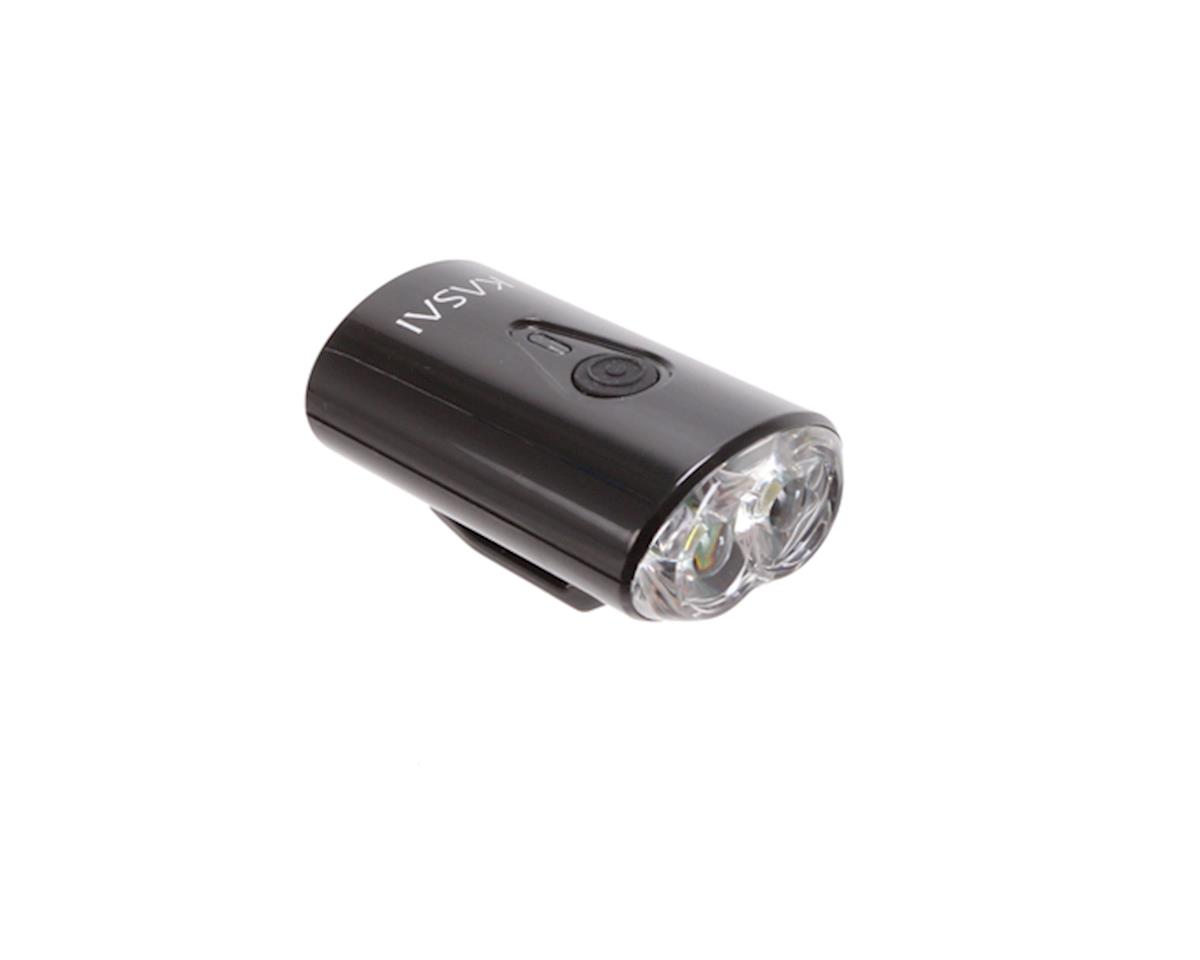 K-Mite USB headlight, black